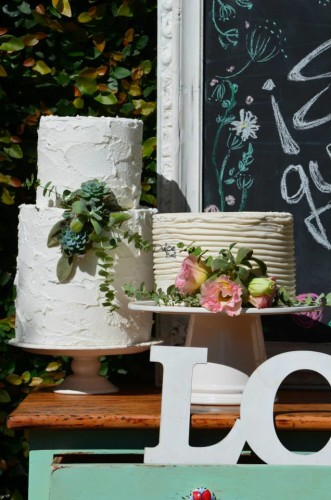 Rustic Amp Chic Chalkboard Bridal Shower Ideas