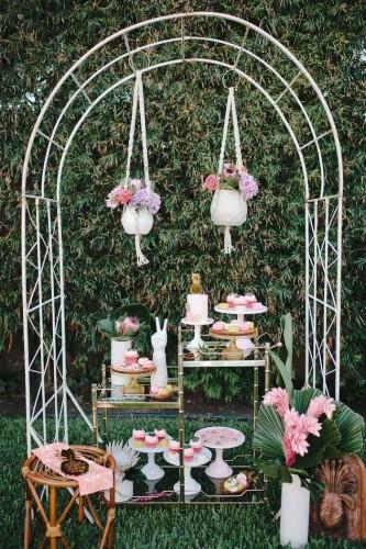 Aloha Luau Bridal Shower Bridal Shower Ideas Themes