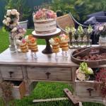Rustic Kitchen Tea Bridal Shower
