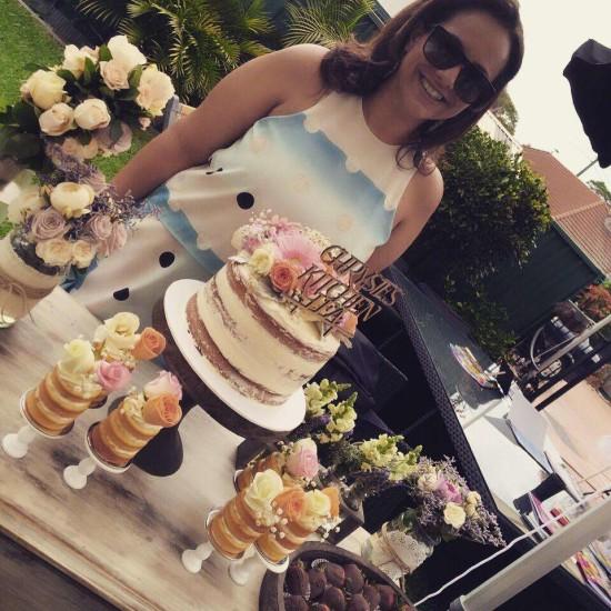 Rustic kitchen tea bridal shower bridal shower ideas for Bridal shower kitchen tea ideas fashion