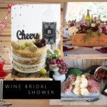 Wine Themed Bridal Shower Ideas