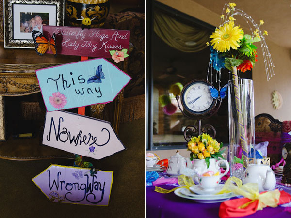 Alice in Wonderland Tea Party Bridal Shower ideas & Alice in Wonderland Tea Party Bridal Shower - Bridal Shower Ideas ...