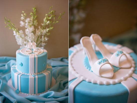 Sweet blue inspired bridal shower bridal shower ideas themes - Bridal shower themes ...