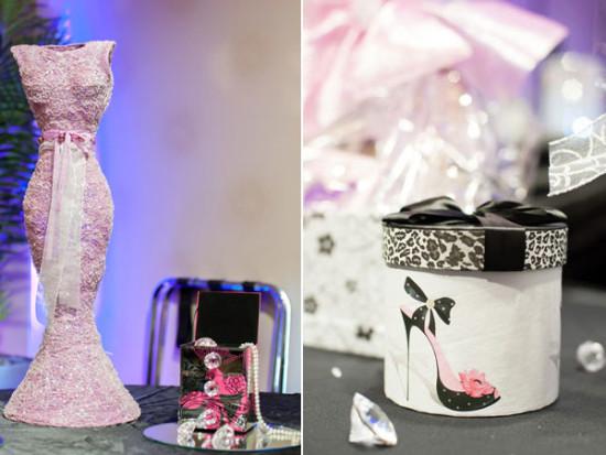Fashion Bridal Shower - Bridal Shower Ideas - Themes