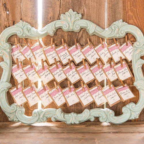 shabby chic bridal shower ideas