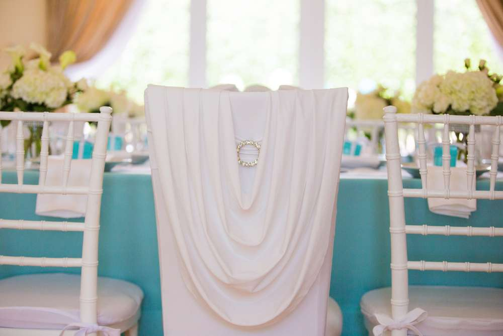 Breakfast at Tiffany's Bridal Shower - Bridal Shower Theme
