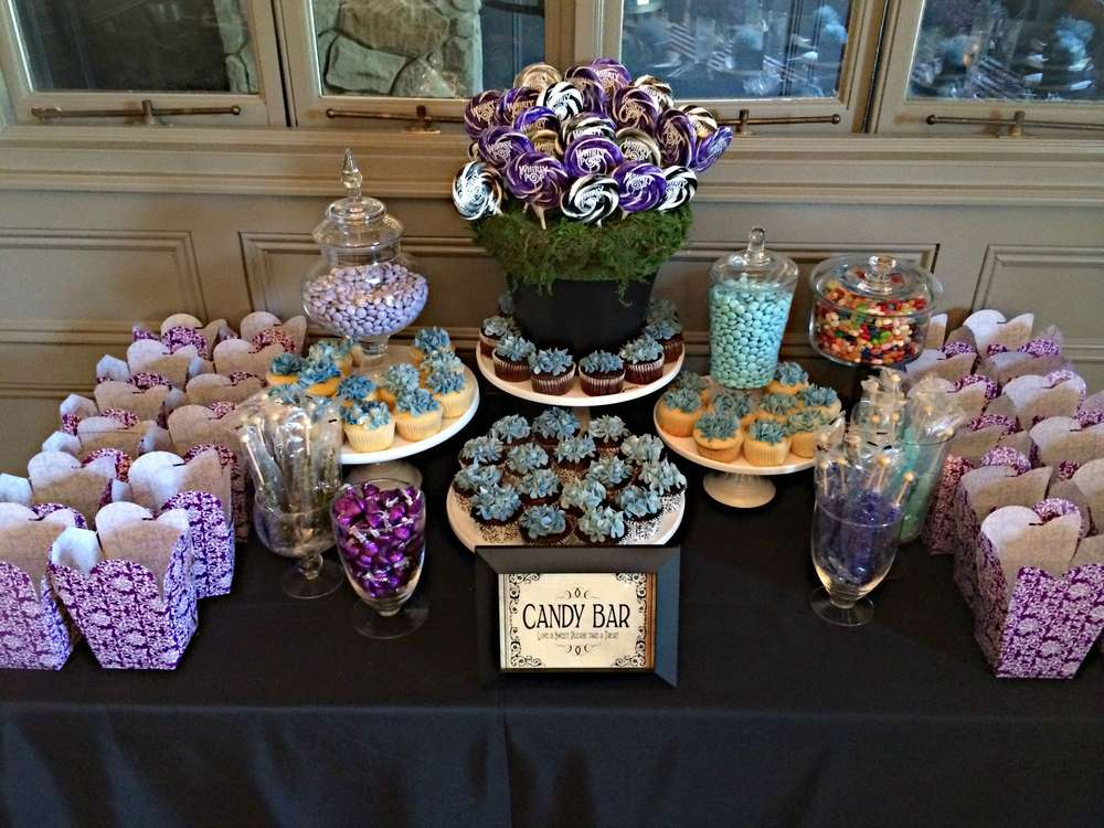 75a3937dcde Tim Burton Inspired Bridal Shower - Bridal Shower Ideas - Themes