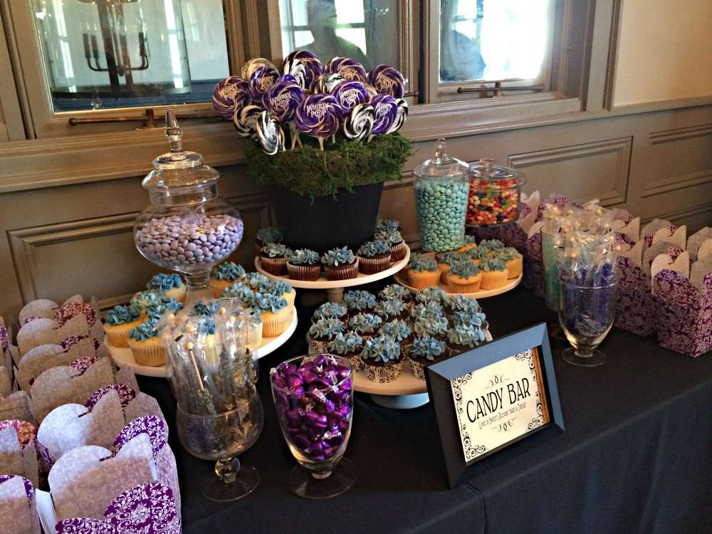 Tim Burton Inspired Bridal Shower Bridal Shower Ideas Themes