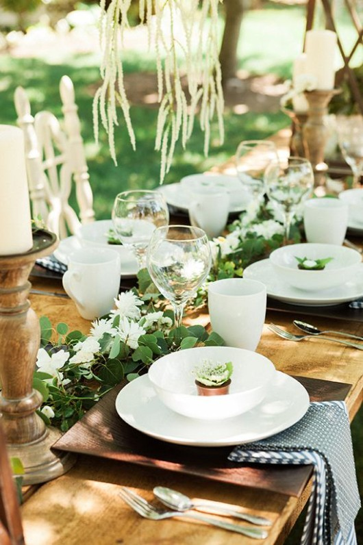 Outdoor cowgirl bridal shower bridal shower ideas themes for Ideas for bridal shower table decorations