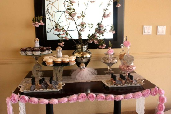 Elegant Bridal Shower - Bridal Shower Ideas - Themes