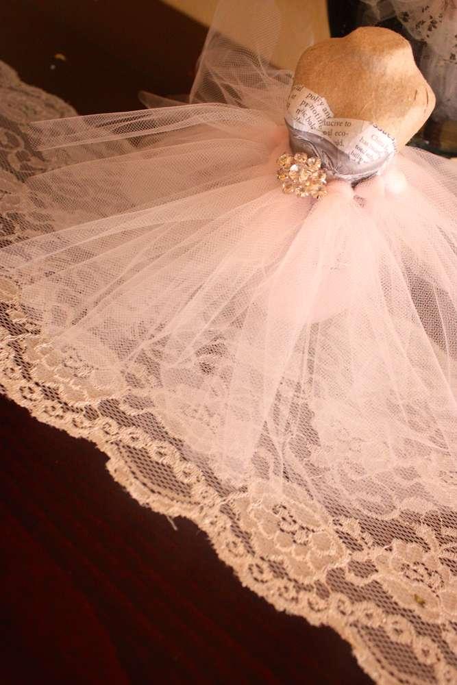 elegant bridal shower - bridal shower ideas
