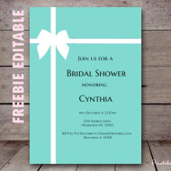 Free Editable Bridal Shower Invitations Bridal Shower Ideas Themes