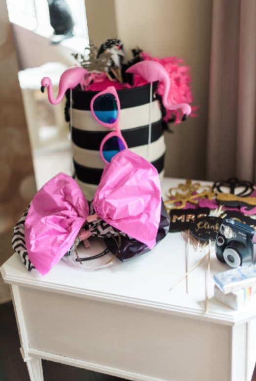 shimmering kate spade inspired bridal shower bridal shower ideas themes