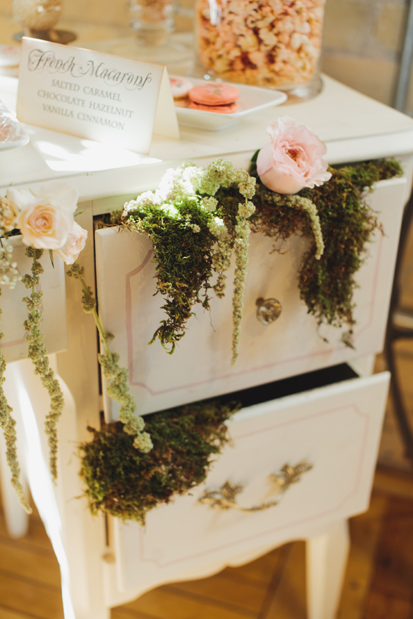 Whimsical Secret Garden Inspired Bridal Shower Bridal