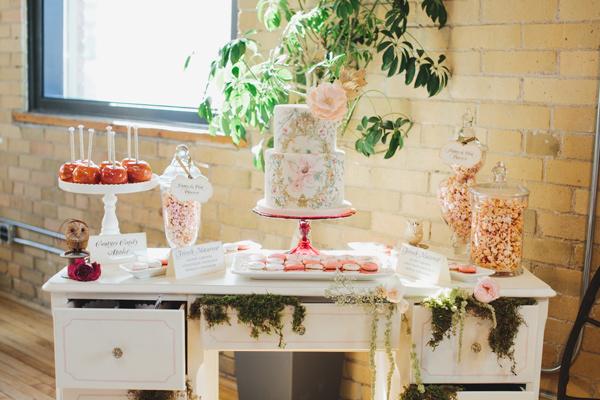 whimsical secret garden inspired bridal shower bridal shower ideas themes