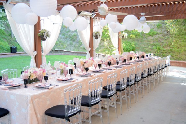 Outdoor Country Wedding Shower Ideas: Love Is In The Air Bridal Shower