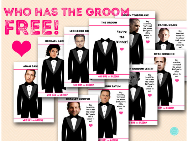 free who has the groom game bridal shower ideas 4u