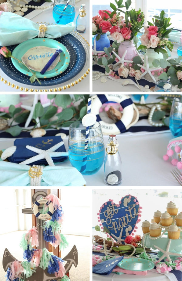 23841830dda6a Tying the Knot Bridal Shower Ideas - Bridal Shower Ideas - Themes