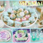 Mermaid Bridal Shower Ideas