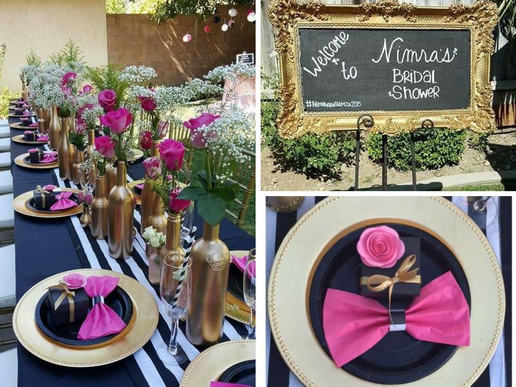 Floral Kate Spade Inspired Bridal Shower Bridal Shower Ideas
