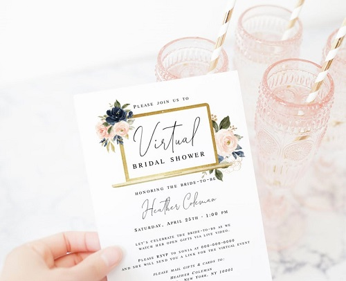 Hosting Your Bridal Shower During Covid 19